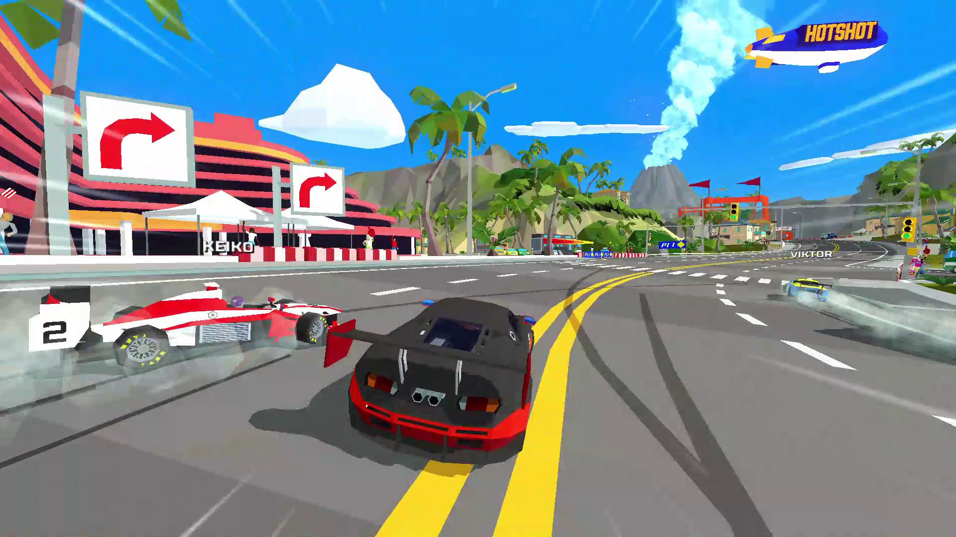 Hotshot Racing Review