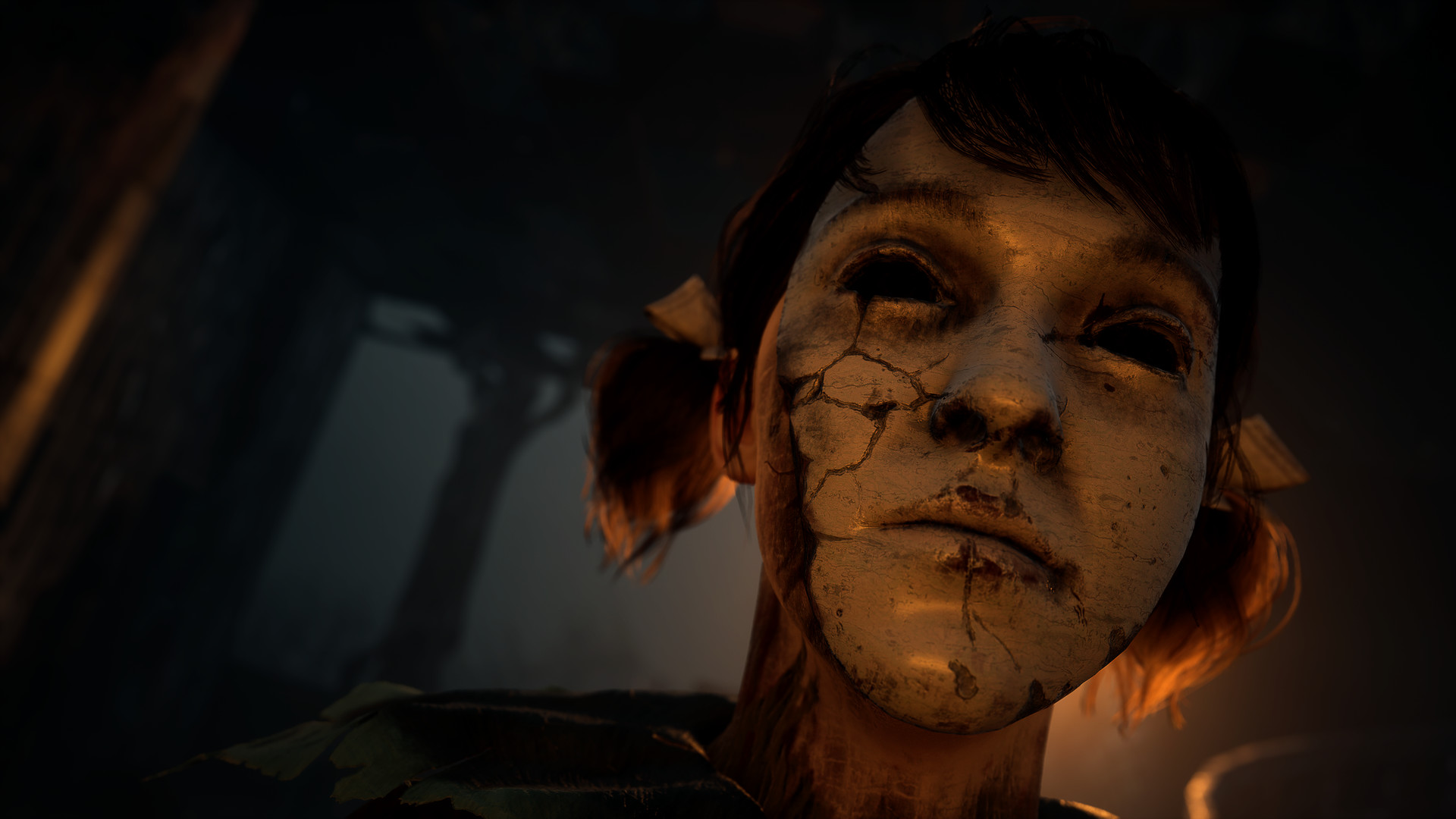 The Next Best Horror Game Might Be The Medium