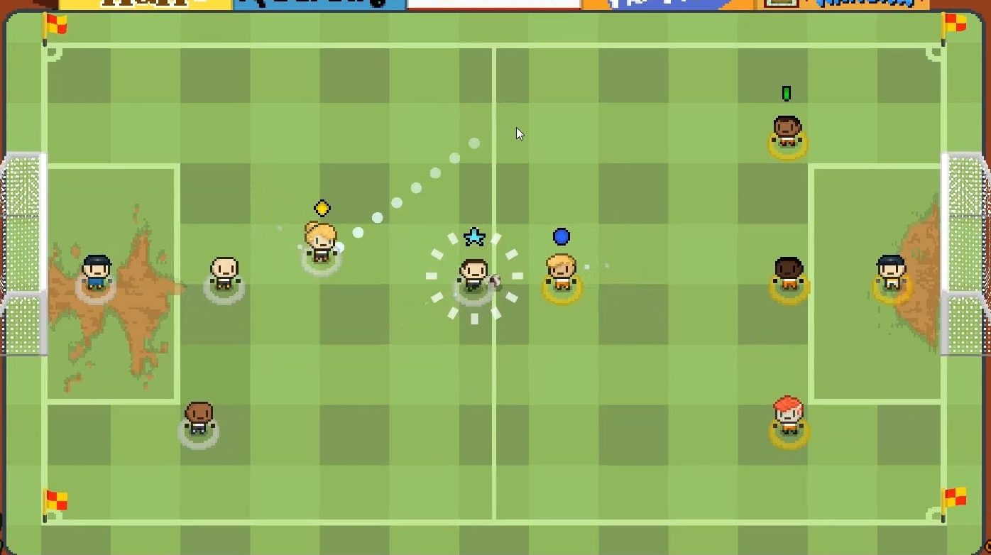 World Soccer Strikers '91 Early Access Review