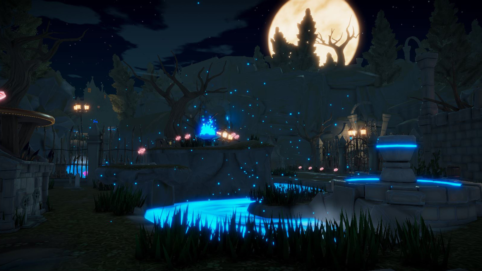 Fifo's Night Might Be The Perfect Halloween Platformer