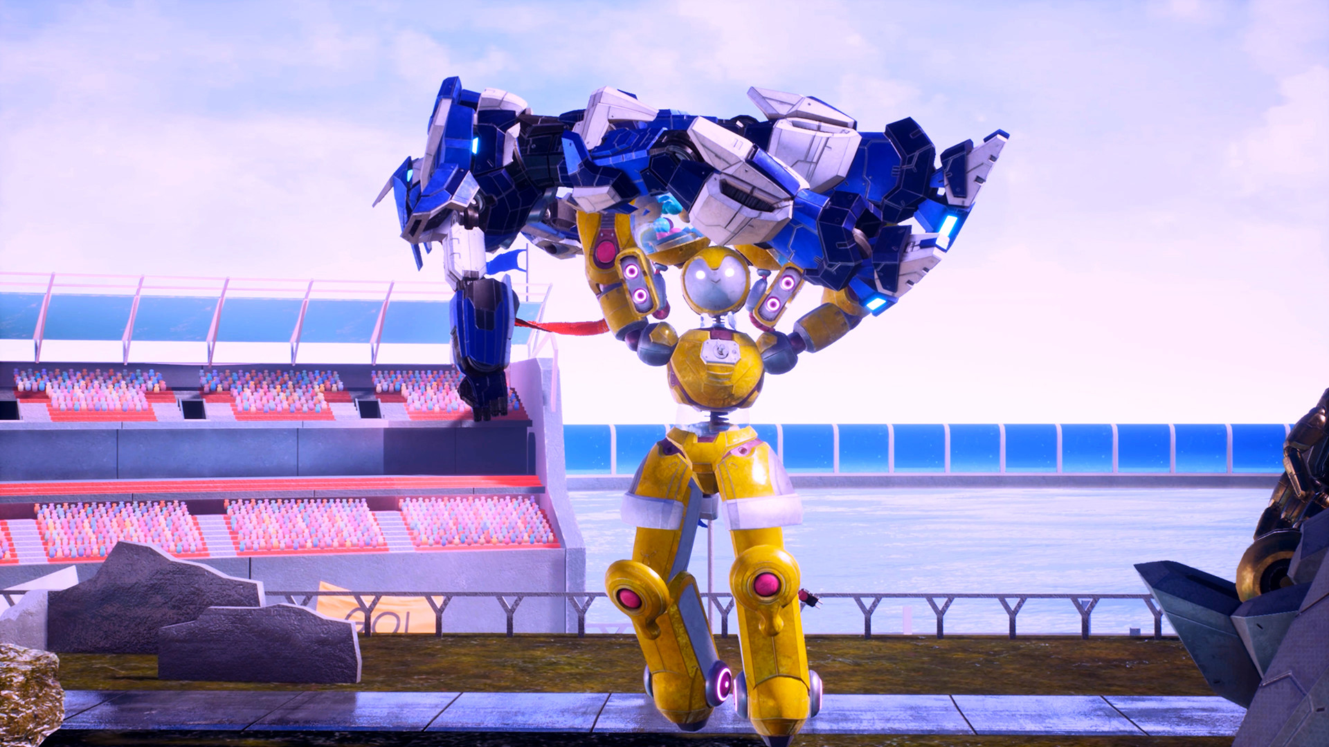 Talking Giant Robots With The Override 2 Team