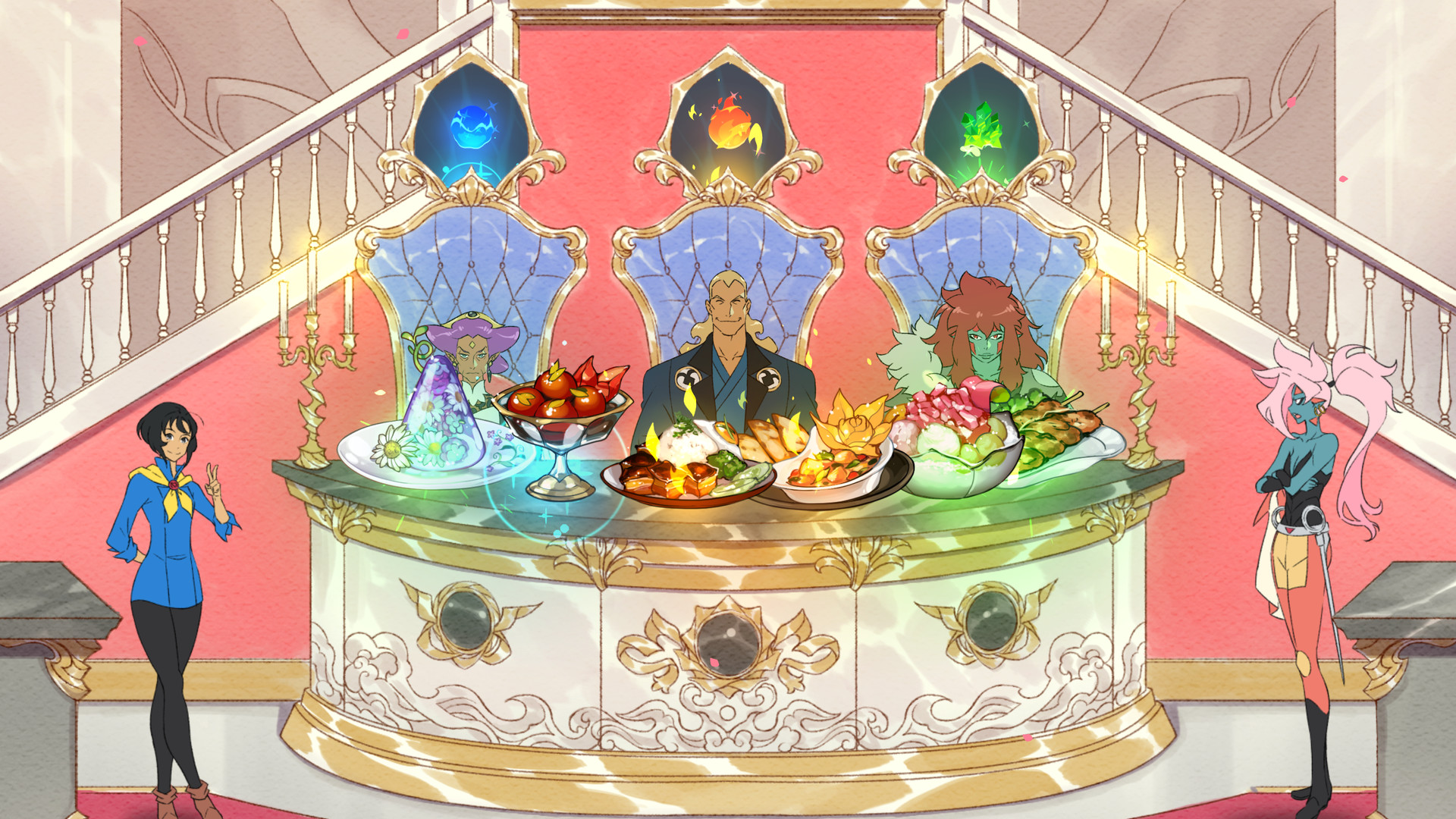 You Should Play Battle Chef Brigade