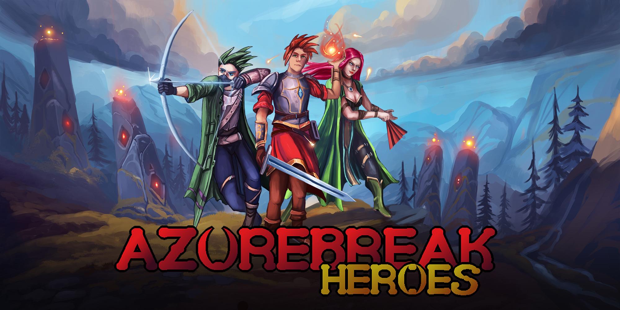 Azurebreak Heroes Review