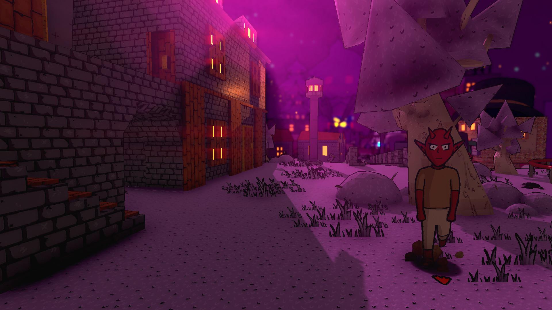 Demon Turf Could Be The Next Big 3D Platformer