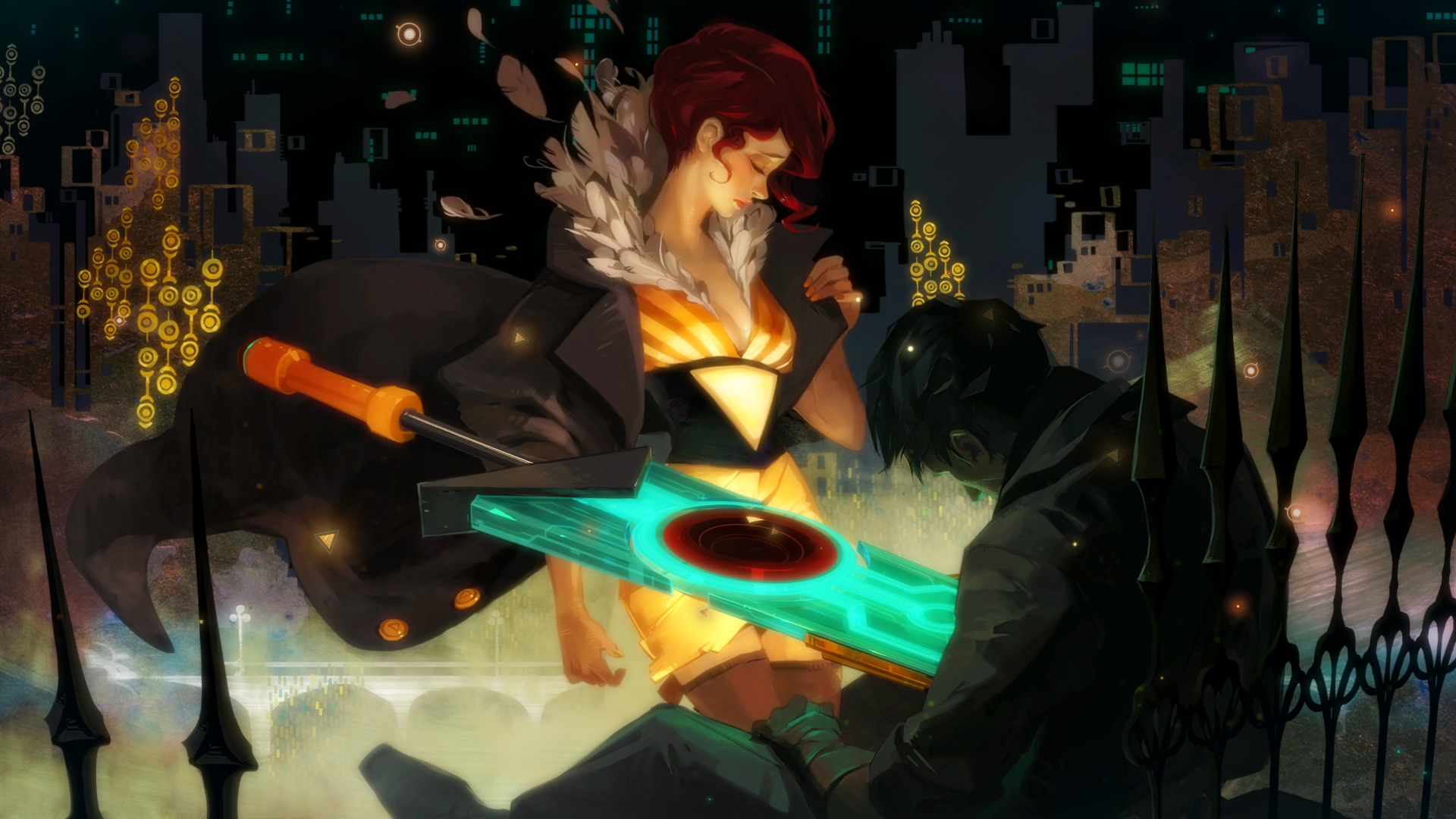 You Should Play Transistor