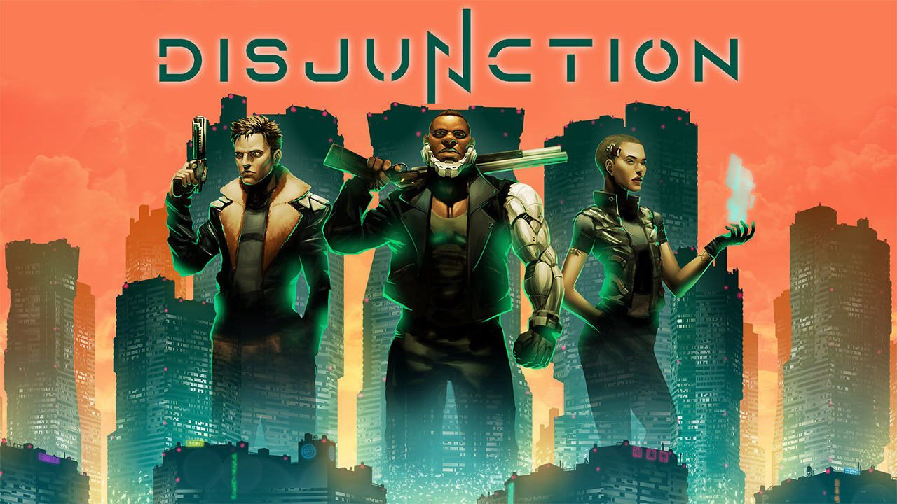 Disjunction Is A Cyberpunk Hotline Miami