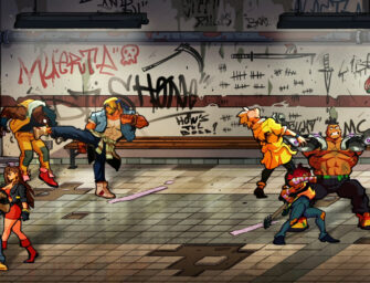 You Should Play Streets Of Rage 4