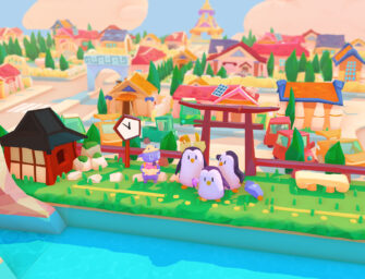 Harmony's Odyssey Looks Absolutely Adorable