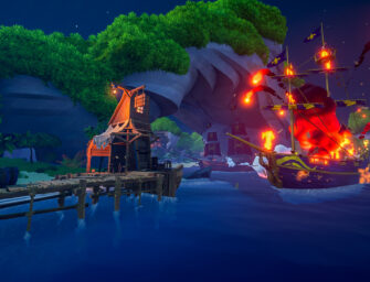 Blazing Sails Is Basically A Sea Of Thieves Battle Royale