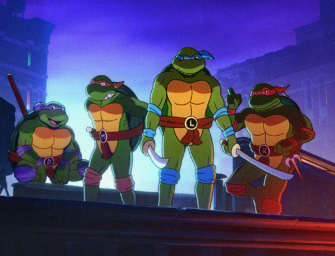 There's A New Teenage Mutant Ninja Turtles Game Coming, Eep!
