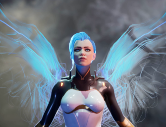 Fight an intergalactic space war in space RPG Angelic