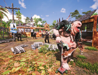 Survive a mutant-infested Hawaii in Fractured Veil