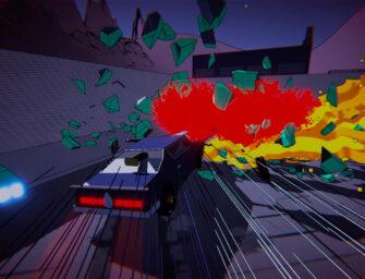 Create tons of car destruction with SWORDCAR