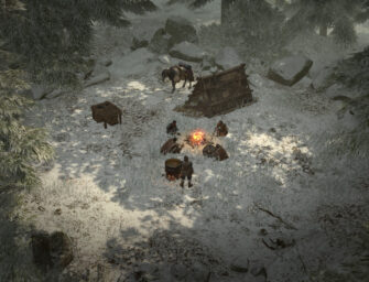 Become a bandit in the medieval tactical RPG Wartale