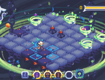 Evertried is a roguelike about making the first moves