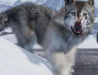 Survive the wintry cold and mutated wildlife in FRIGID