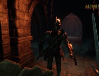 Monomyth looks like Skyrim set in the underground