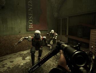 INDUSTRIA Is A Lynchian Alternate Universe FPS Game