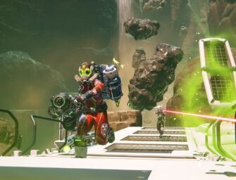 Lemnis Gate Is Turn-Based Overwatch With Time Travel