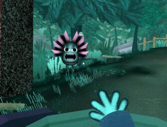 Penko Park Is The Spooky Pokémon Snap Of Your Dreams