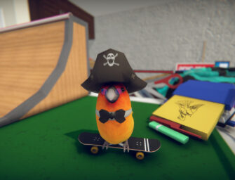 SkateBIRD Is Finally Coming Out This Week
